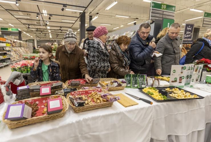 GALERII! Prisma avas Baltikumi suurima hüpermarketi