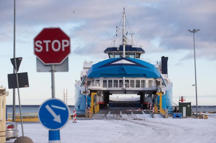 Praamiühendusele lisandub uus laev 2022. aasta sügiseks