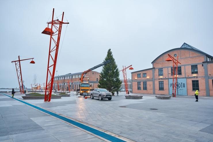 Jõuluootus toob Põhja-Tallinna vahva ürituste sarja