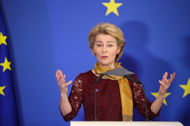 Euroopa Liidu uued liidrid astusid ametisse
