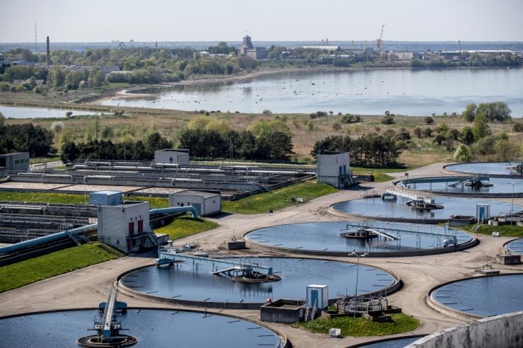 Reoveepuhastusjaama jõuab iga kuu tonnide viisi prügi
