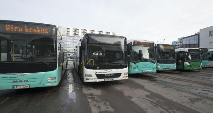 Boroditš: käesolev aasta on Tallinna Linnatranspordile olnud kiireim kasvuaasta