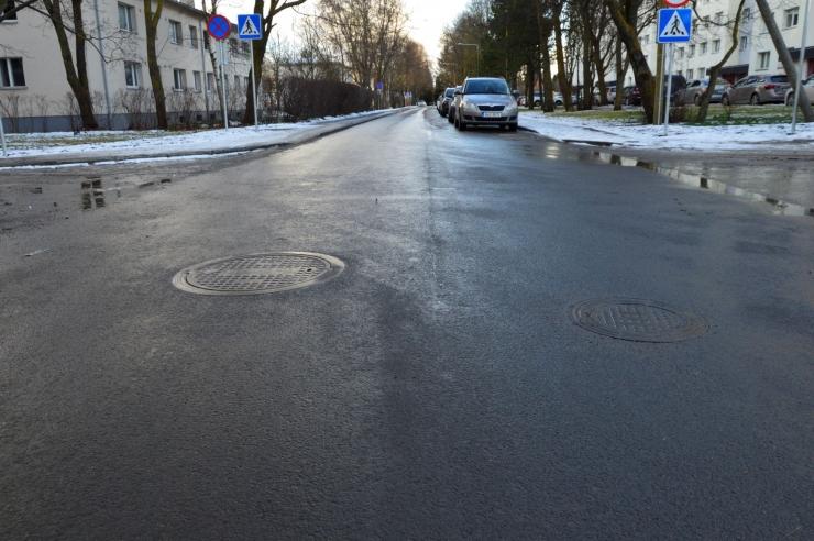 Kirsi tänava remont maksis 148 000 eurot