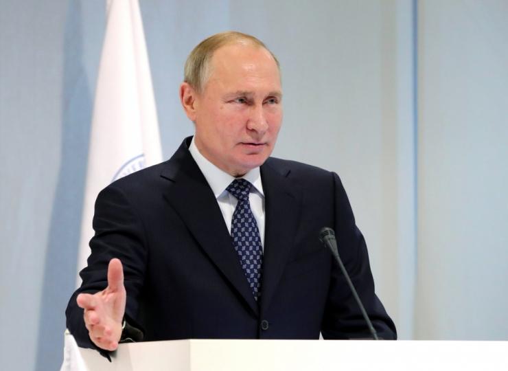 Putin: Venemaa on valmis koostööks NATO-ga