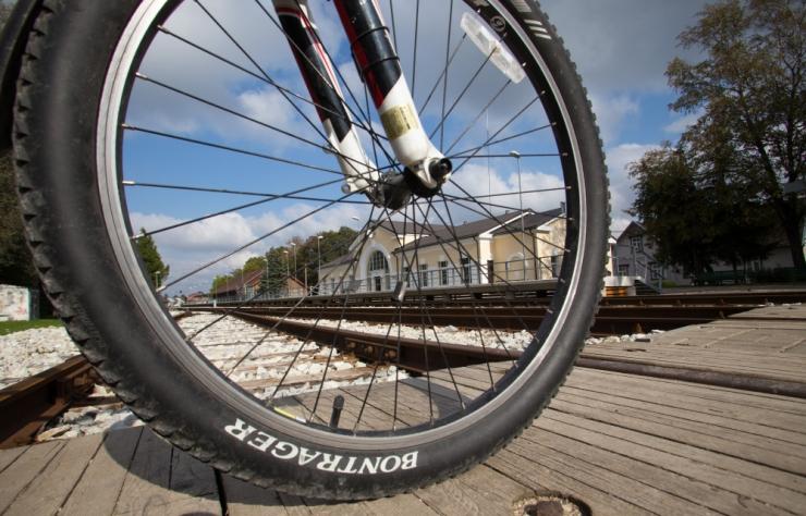 VIDEO! Uus aasta toob Tallinna kesklinna mitu uut rattateed