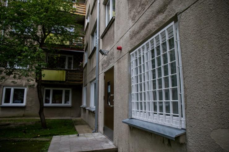 Kohus keelas Sitsi tänava kortermajas süstlvahetuspunkti pidamise