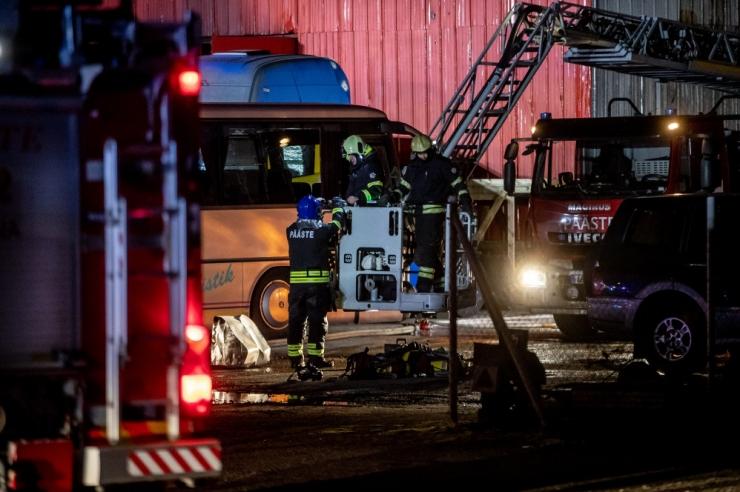 Kütteseadmest alguse saanud tulekahjus hukkus mees