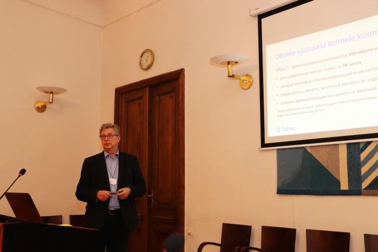 Tallinn juurutab innovaatilist projekteerimismudelit