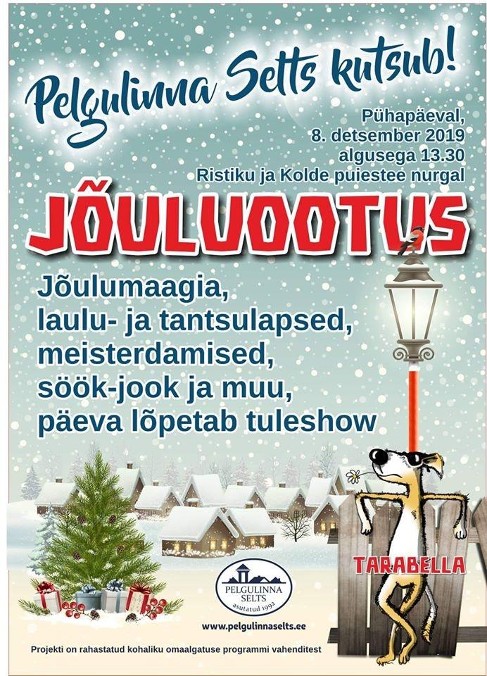 Põhja-Tallinn kutsub tasuta jõuluüritustele