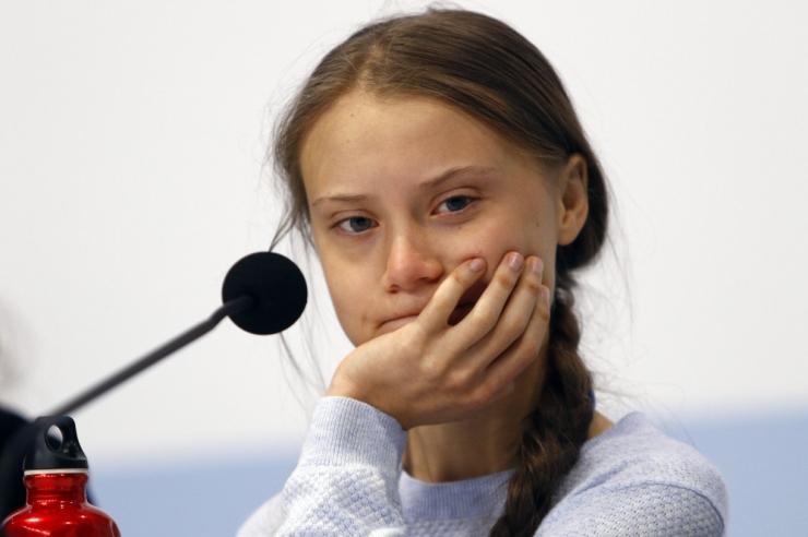 Greta Thunberg palus meedial kuulata ka teisi noori kliimaaktiviste