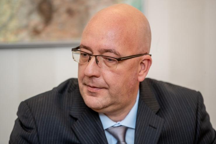 VIDEO! Riigipea nimetas täna ametisse maaeluministri Arvo Alleri