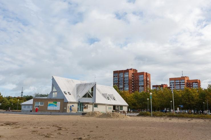 Algab Stroomi rannahoone arhitektuurikonkurss