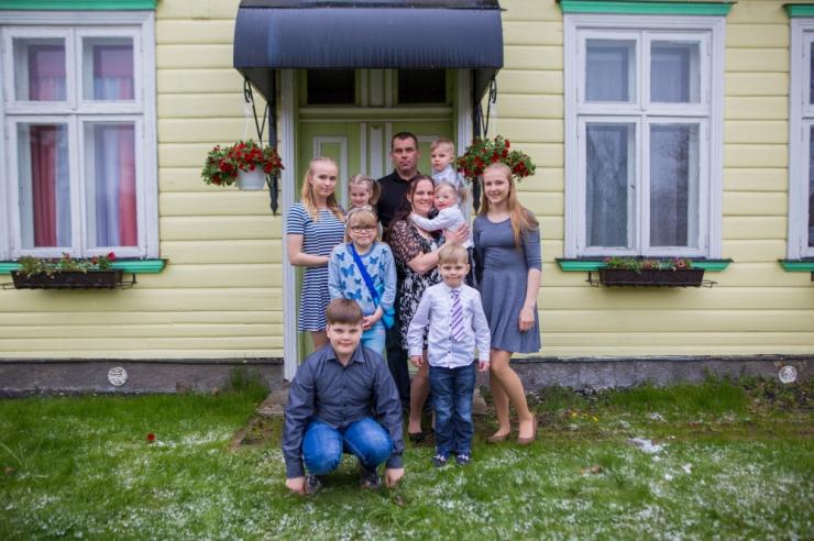 Paljulapselised pered said täiendava tulumaksuvabastuse