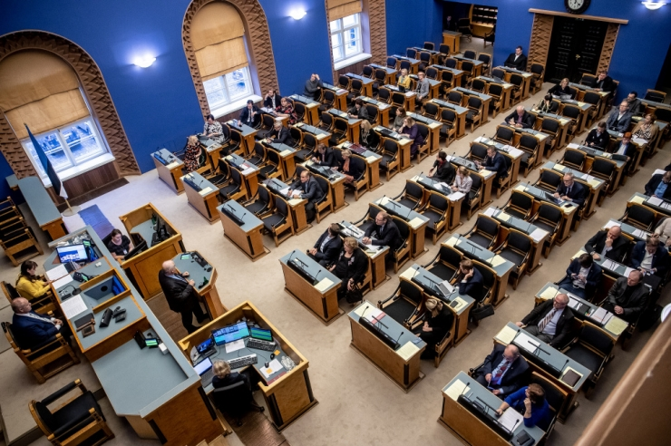 Järgmise aasta riigieelarve suurendab pensioni 45 euro võrra
