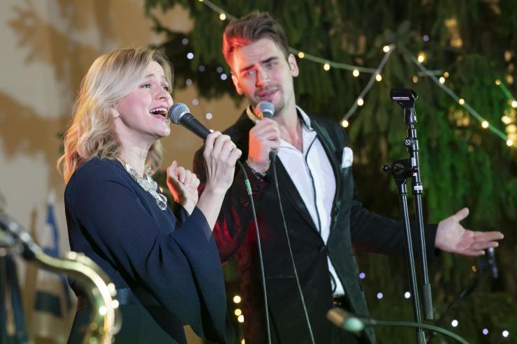 GALERII JA VIDEO! Kristiine jõulukontsert tõi linlaste südametesse pühaderõõmu