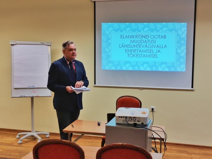 VAATA OTSE KELL 14: Uuring tutvustab lähisuhtevägivalla olukorda Eestis