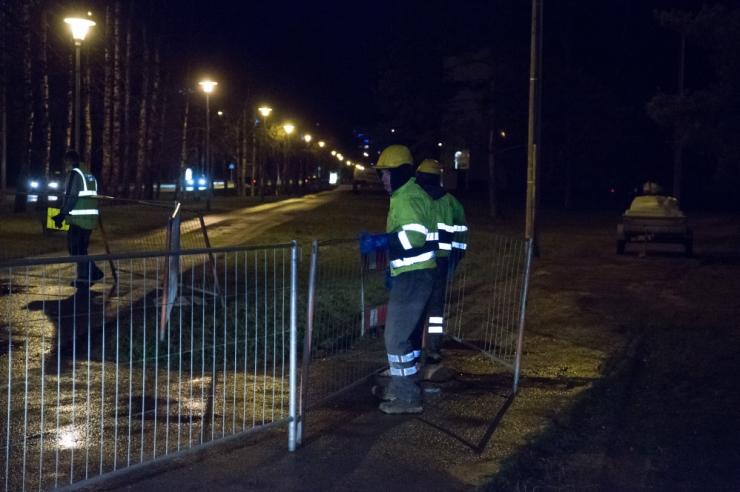 Utilitas parandab Tallinnas Energia tänaval soojustorustikku