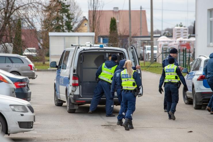 Täna mälestavad politseinikud teenistuskohustuste täitmisel hukkunud kolleege