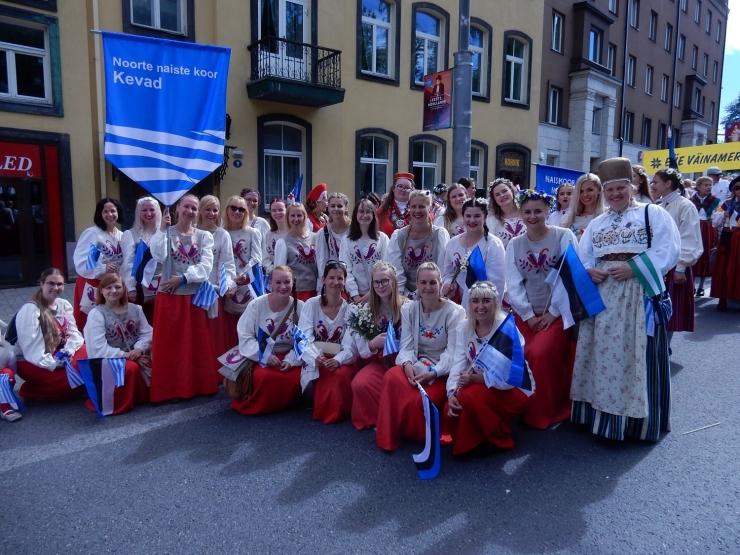 Kolmandal advendil annavad Rahu kirikus kontserdi Nõmme kultuurikeskuse huviringid