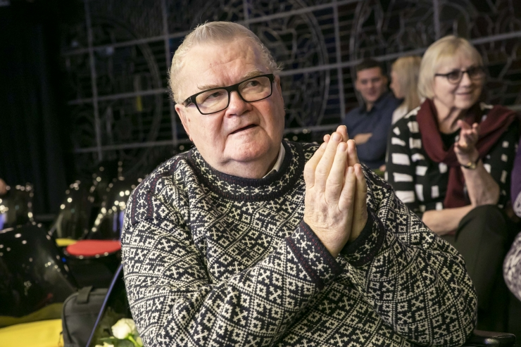 VIDEO! Teletornis esilinastus film Edgar Savisaarest
