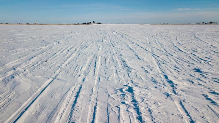 Kesk- ja Ida-Eesti teed võivad libedad olla