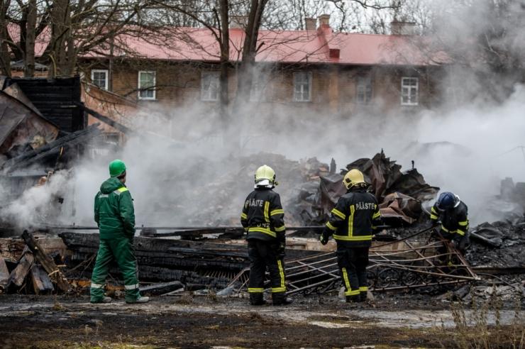 Päästjad: elektriga seotud majapõlengud nõudsid mullu kaheksa inimelu