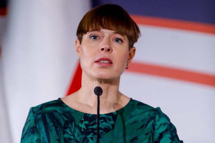 Niinistö edastas Marinile Eesti presidendi vabanduspalve