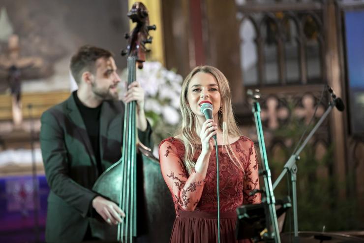 VIDEO JA FOTOD! Volikogu jõulukontserdil esitati viimane lugu põhjanaabrite tervituseks soome keeles