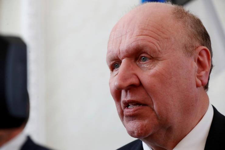 VIDEO! Siseminister Helme umbusaldamine kukkus läbi