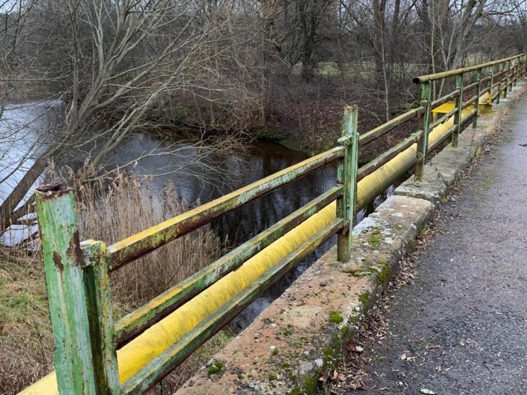 VIDEO! Pirita jõe saarele viiv sild rekonstrueeritakse