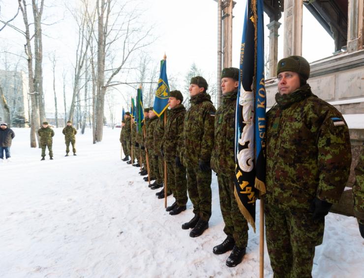 Scoutspataljon sai 101-aastaseks