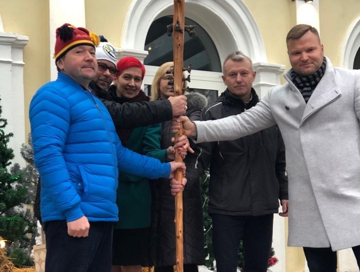 VIDEO! Talvine pööripäev tõi Otepääle 23. talvepealinna tiitli