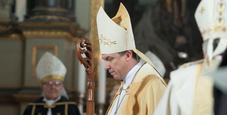 Peapiiskopi läkitus jõulupühadeks ja algavaks Issanda aastaks 2020