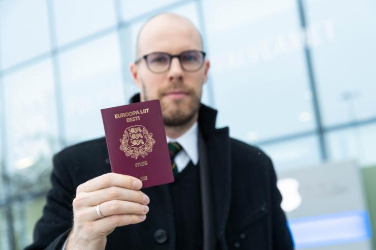Eesti kodakondsuse sai tänavu 732 inimest