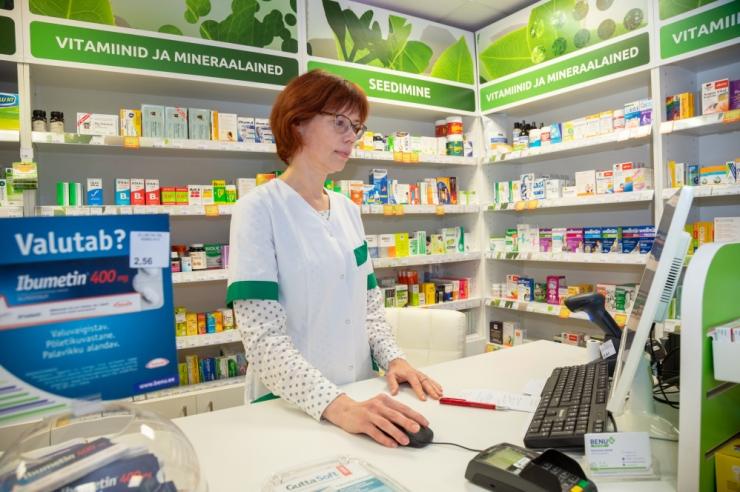 Eestis käib ravimite kasutamise hindamise katseuuring