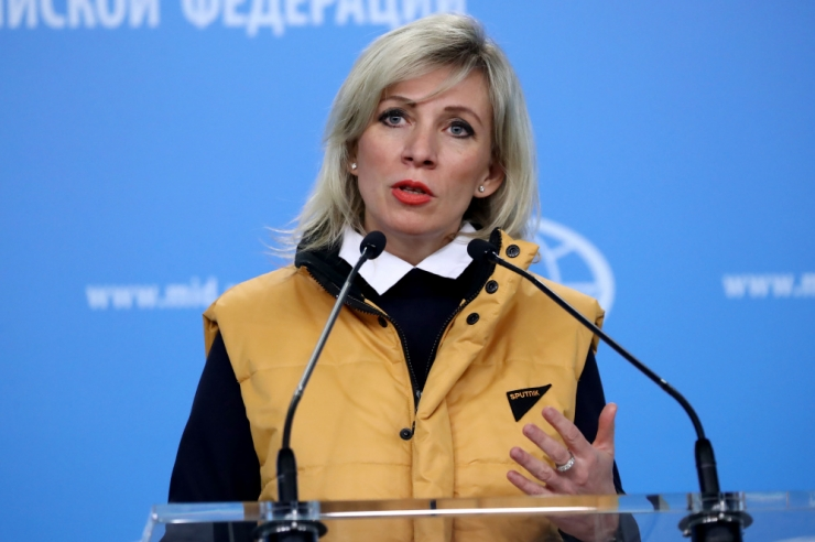 Rahapesu andmebüroo: sanktsioonid Rossija Segodnjale ei ole üllatus