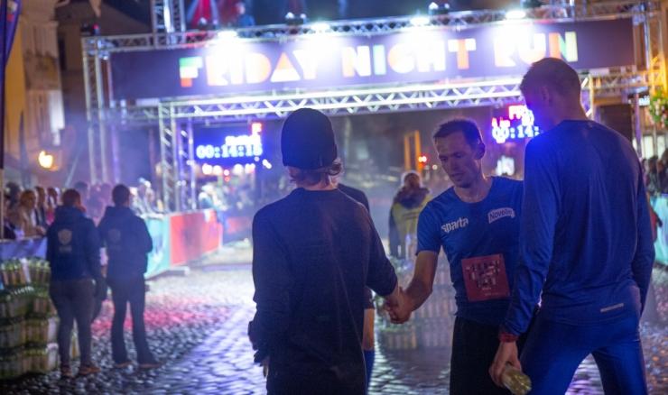 Ööjooksud kolivad uuel aastal juubeliaasta tähistamiseks Tallinnasse