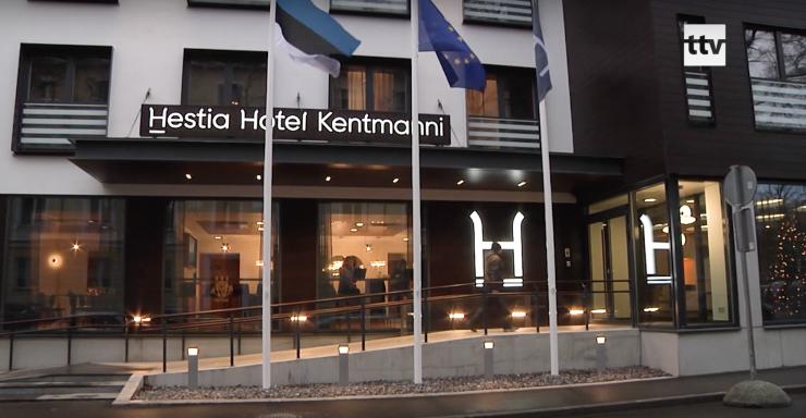 VIDEO! Aastalõpul alustas endises kohtumajas tööd uus Hestia hotell