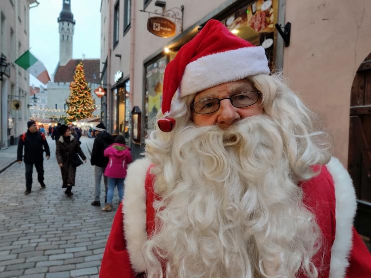 Jõuluvana Sem: kord aastas on ilutulestik ikkagi asjakohane sündmus