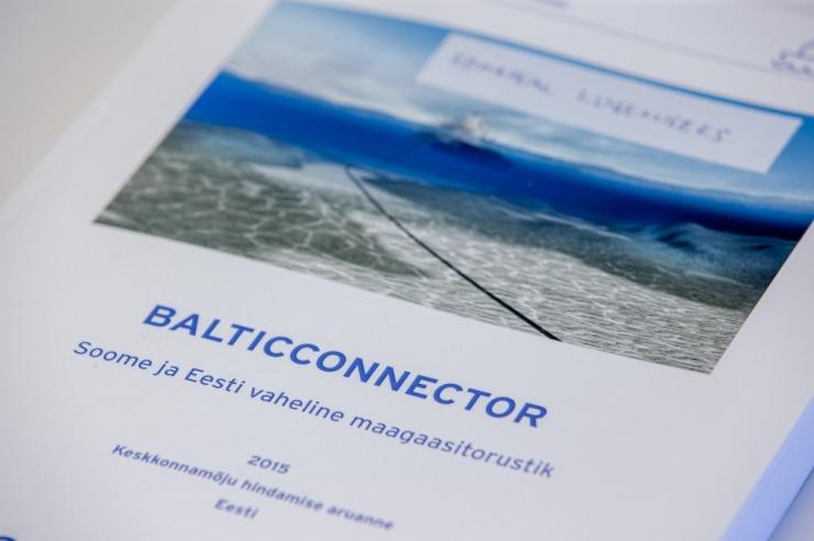 Uus Eesti, Läti ja Soome ühine gaasiturg alustas edukalt tööd