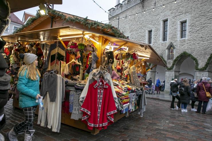 VIDEO! Euroopa parimaks valitud jõuluturg on avatud kuni tänase õhtuni