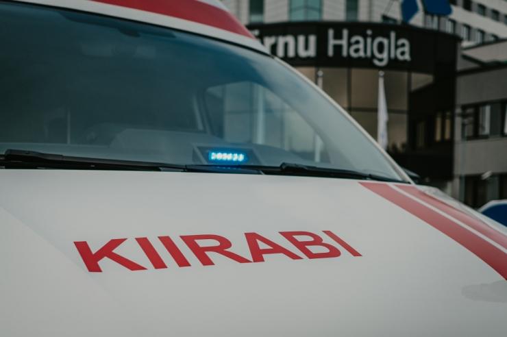 Haiglaravi vajab veel kaks liiklusõnnetuses viga saanud päästjat