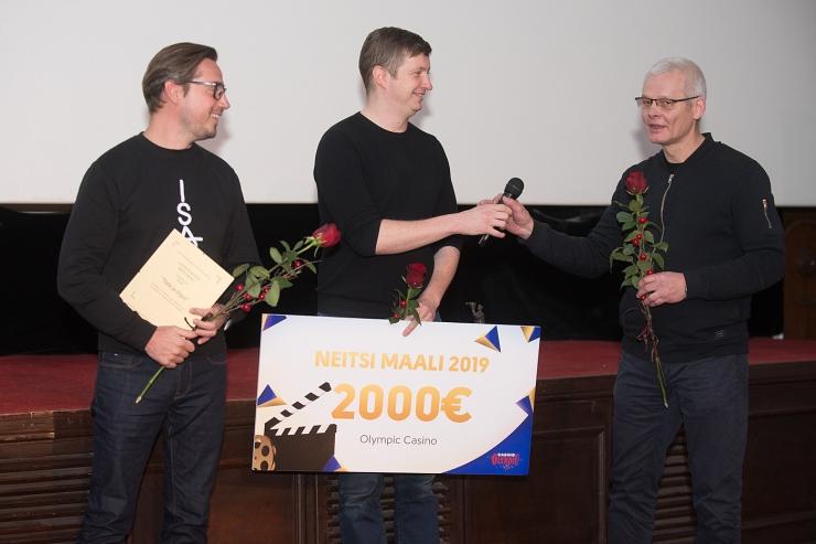 """VIDEO JA FOTOD! Eesti filmiajakirjanikud valisid aasta parimaks filmiks """"Tõe ja õiguse"""""""