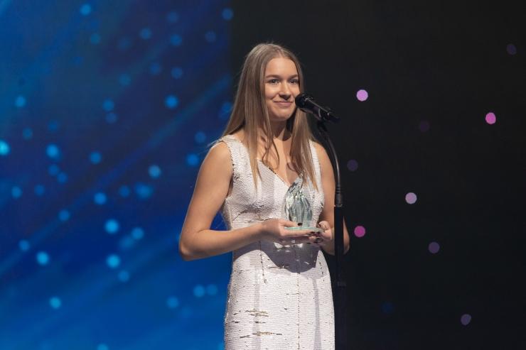 Aasta noorsportlane on neljandat aastat järjest Kelly Sildaru