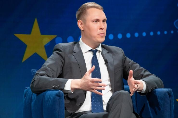Karin Paulus ja Raimond Kaljulaid pürgivad Tallinna sotside juhiks