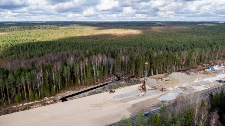 RB Rail: plaanime endiselt Rail Balticu õigeaegset valmimist