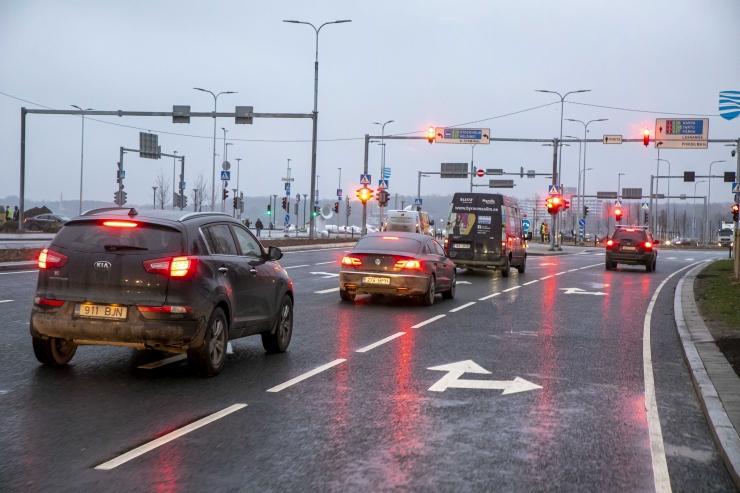 VIDEO! Tallinn käivitas Reidi teel muutuvate piirkiirustega režiimi