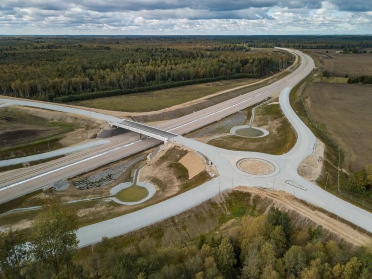 VIDEO JA FOTOD! Tulevad 2+2 maanteed, teede järgmise kümnendi plaan sai paika