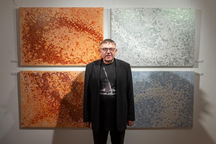 Siim-Tanel Annuse näitus avati Haus Galeriis