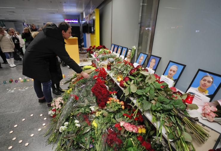 Iraani armee möönas, et Ukraina lennuki allatulistamine oli inimlik eksitus
